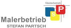 Malerbetrieb Stefan Partsch Logo